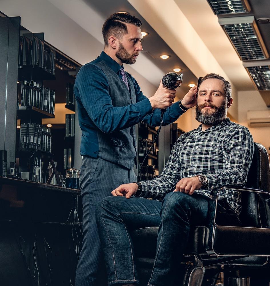 strona www dla fryzjera